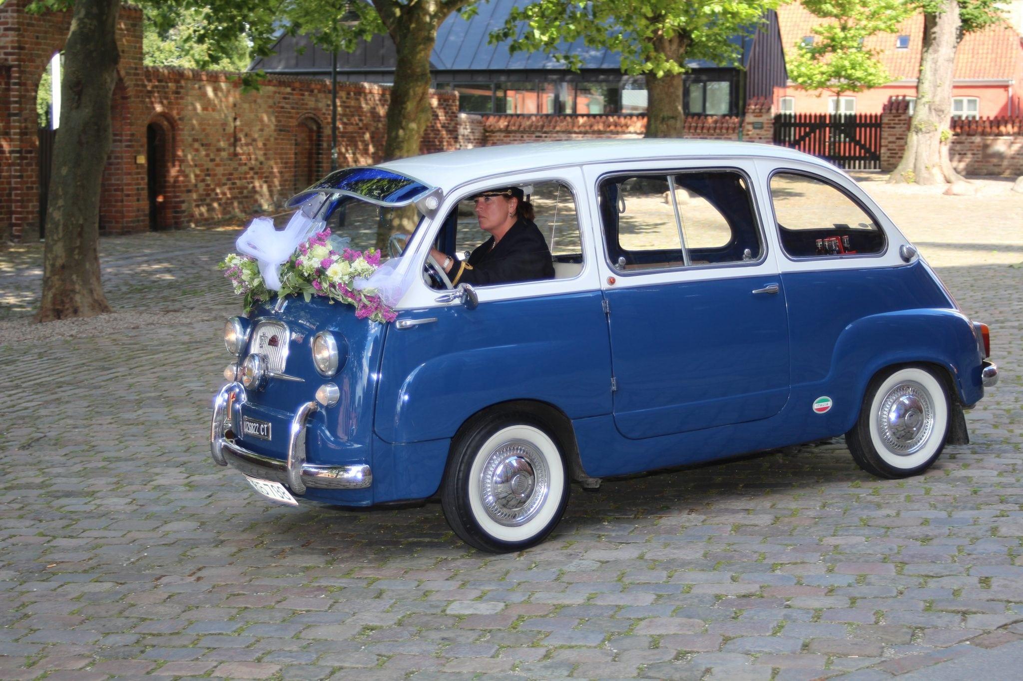 Italiensk Bryllupskørsel